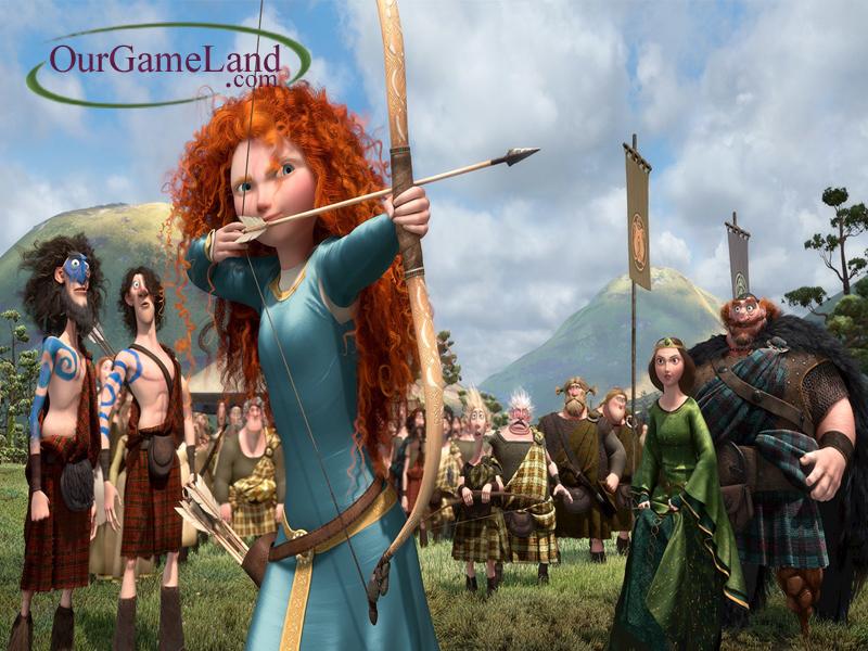Disney Pixar Braven PC Game full version Download