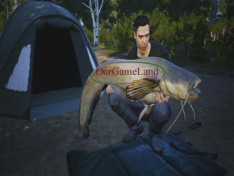 Euro Fishing Waldsee PC Game full version Free Download