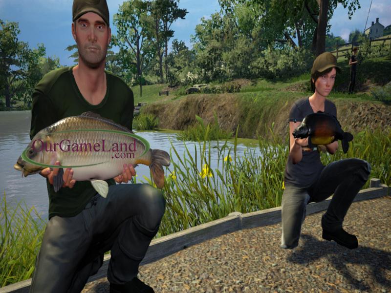 Euro Fishing Waldsee PC Game full version Download