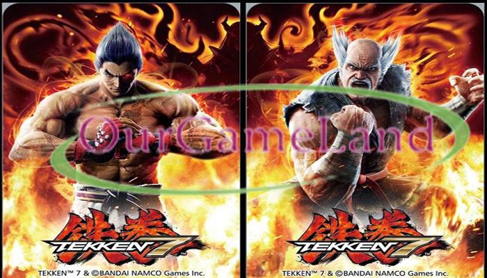 Tekken 7 PC Game Full Version