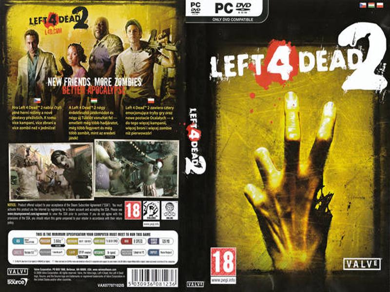 Left 4 Dead 2 PC Game Torrent Link Download