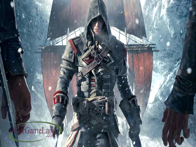Assassin's Creed Rogue PC Game Full Version