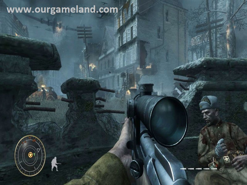 call of duty world at war full version PC Game Highly Compressed Download