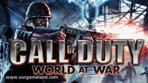 call of duty world at war full version PC Game Download