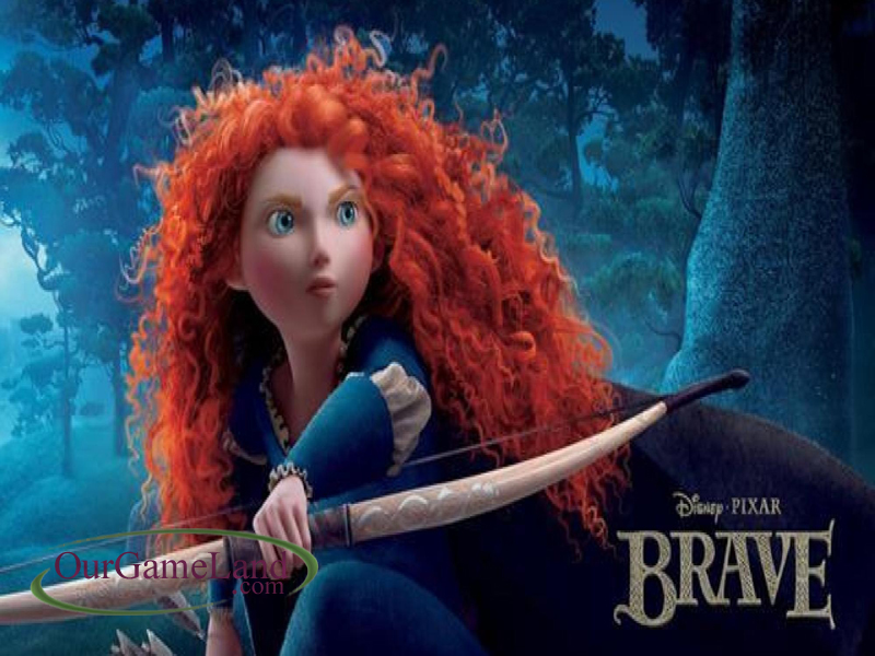 Disney Pixar Brave PC Game Full Version