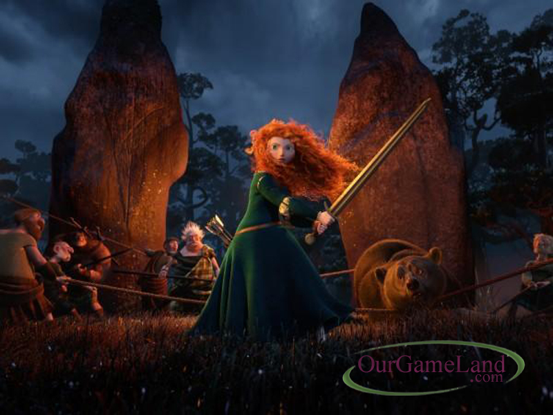 Disney Pixar Brave PC Game Full Version Highly Compressed Download