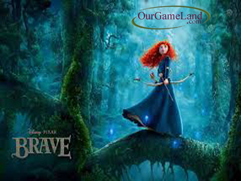 Disney Pixar Brave PC Game full version Torrent Link Downoad