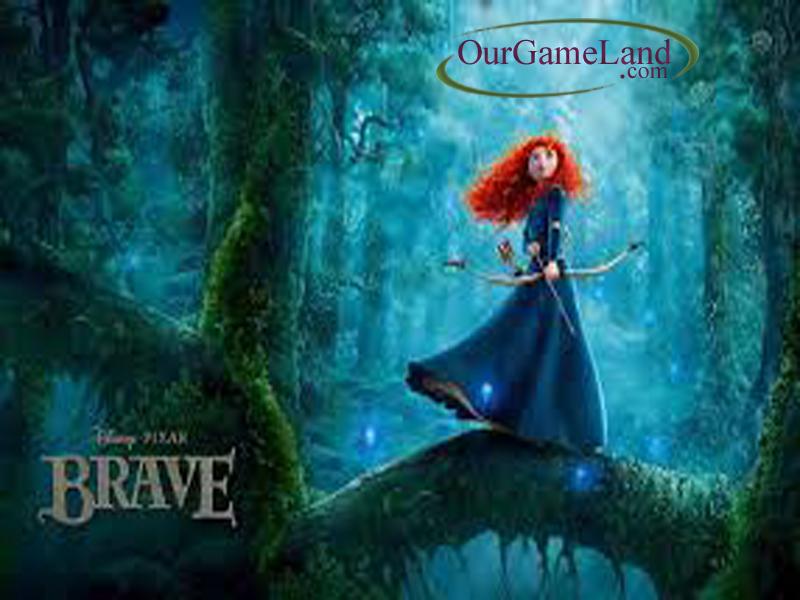 Disney Pixar Brave PC Game full version Torrent Link Downoad