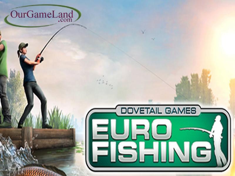 Euro Fishing Waldsee PC Game full version Torrent Link Downoad