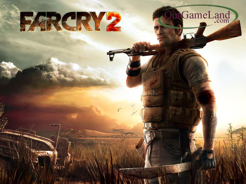 Far Cry 2 PC Game Full Version Highly Compressed Download