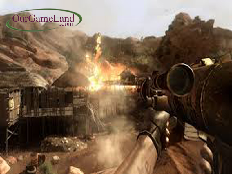 Far Cry 2 PC Game full version Torrent Link Downoad