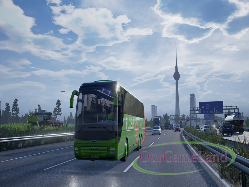 Fernbus Simulator PC Game full version Download