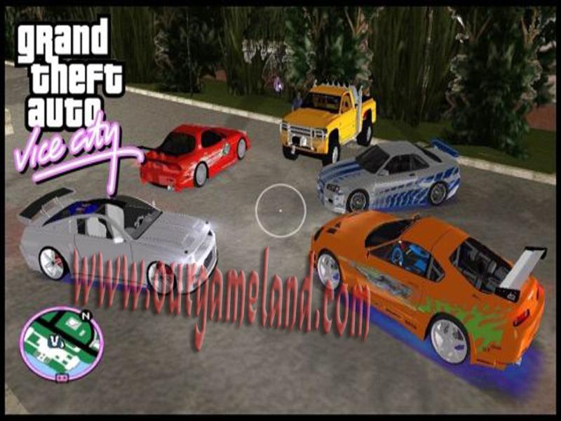 GTA Vice City Starman full version PC Game Download