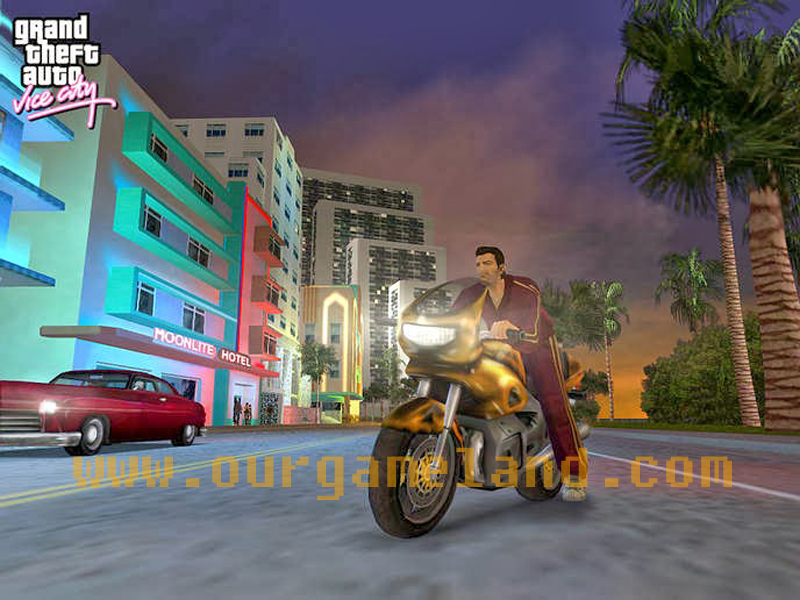 GTA Vice City Starman PC Game Full Version Highly Compressed Download