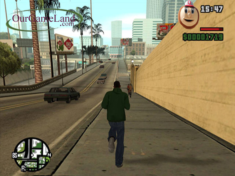 Grand Theft Auto - San Andreas PC Game full version Free Download