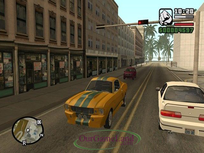 Grand Theft Auto - San Andreas PC Game Full Version Highly Compressed Download