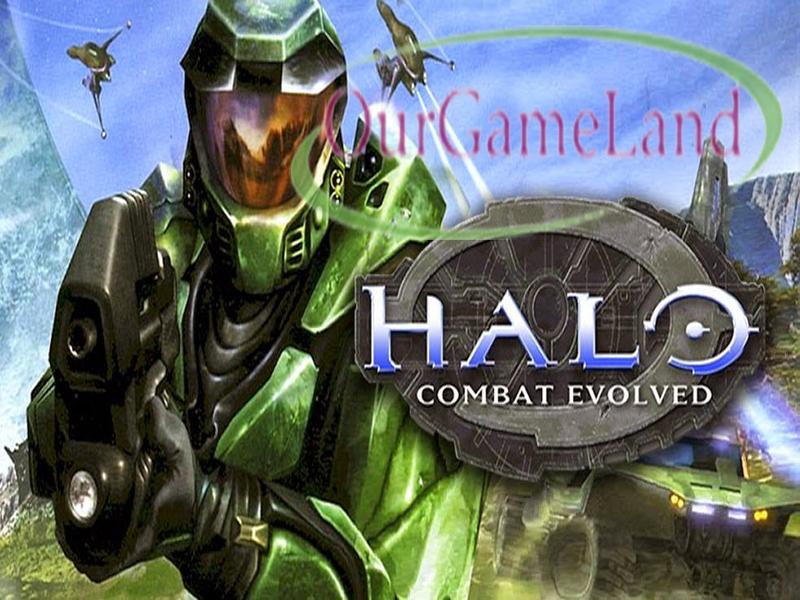 Halo Combat Evolved PC Game Full Version