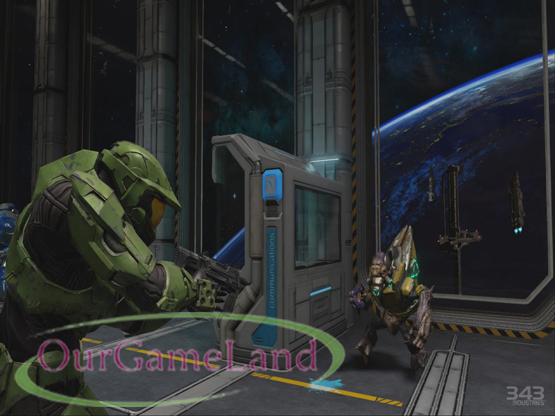 Halo Combat Evolved PC Game full version Download
