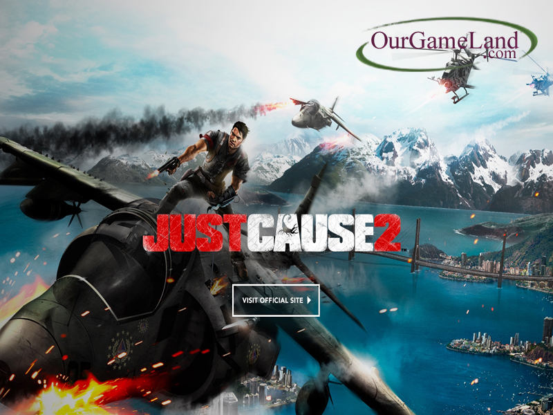 Just Cause 2 PC Game full version Download