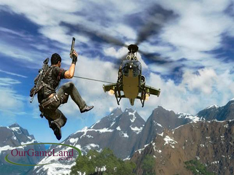 Just Cause 2 PC Game full version Torrent Link Downoad