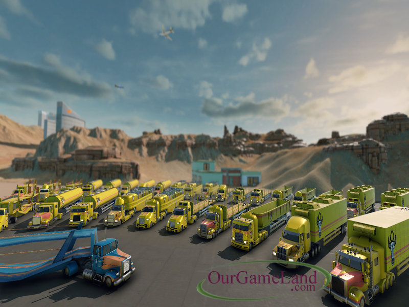 Trans Road USA PC Game full version Download