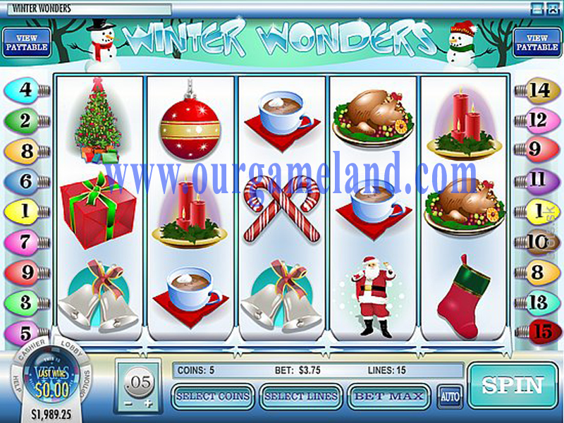 Winter Wonders full version PC Game Free Download