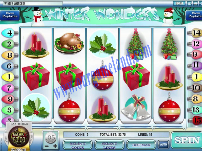 Winter Wonders full version PC Game Download