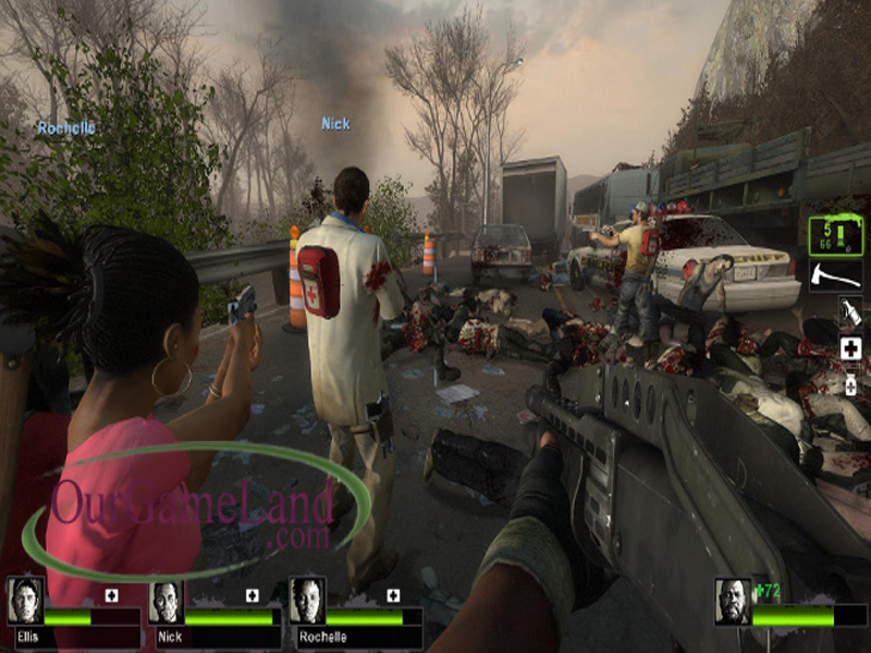 Left 4 Dead 2 - San Andreas Goldenpen PC Game full version Free Download