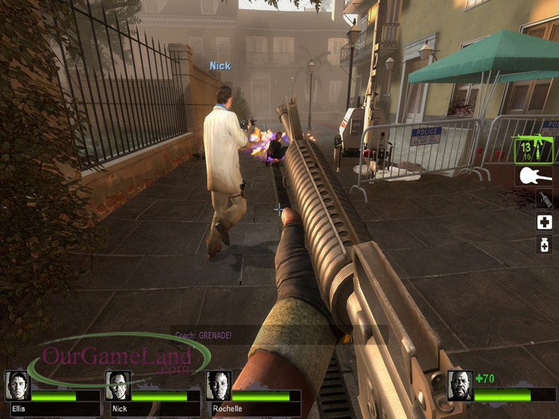 Left 4 Dead 2 - San Andreas Goldenpen PC Game full version Download