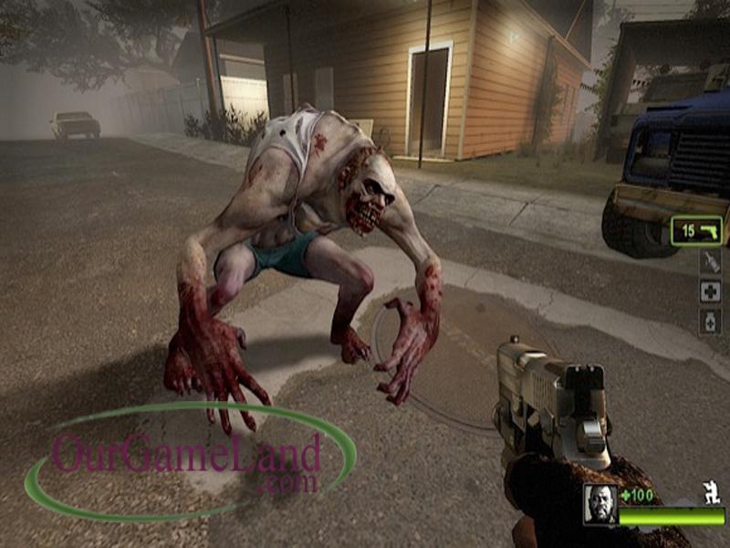 Left 4 Dead 2 - San Andreas Goldenpen PC Game full version Torrent Link Downoad