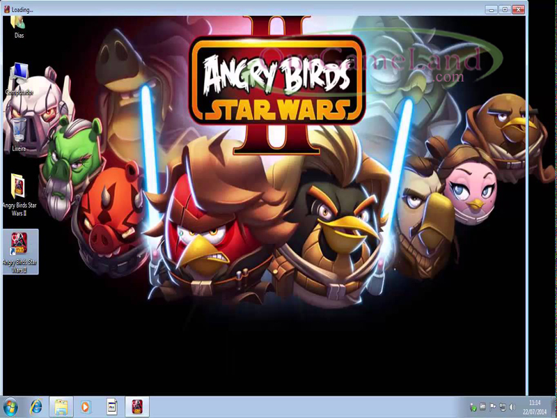 Angry Birds Star War PC Game full version Torrent Link Download