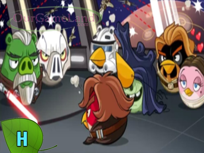 Angry Birds Star War PC Game Full version Download