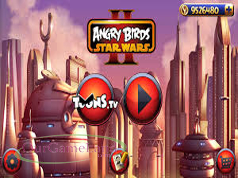 Angry Birds Star War PC Game Full Version