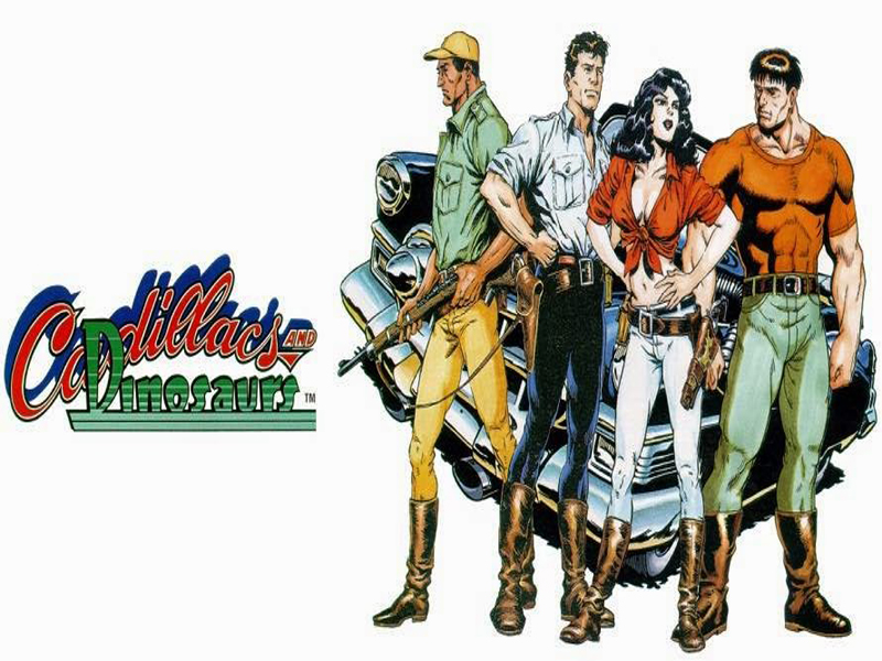 Cadillacs and Dinosaurs PC Game Full version Download