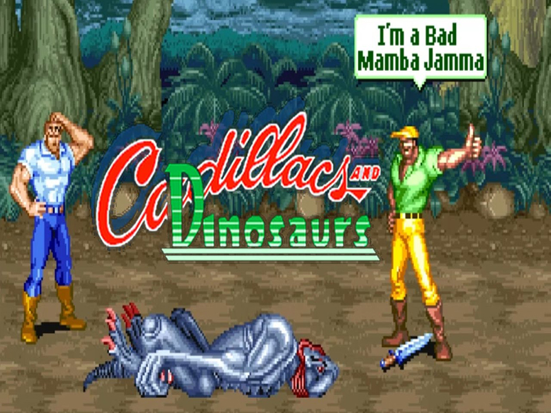 Cadillacs and Dinosaurs PC Game Full Version