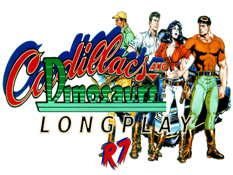Cadillacs and Dinosaurs PC Game full version Torrent Link Download