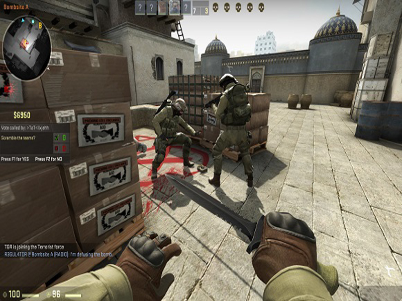 Counter-Strike Global Offensive PC Game Full version Download