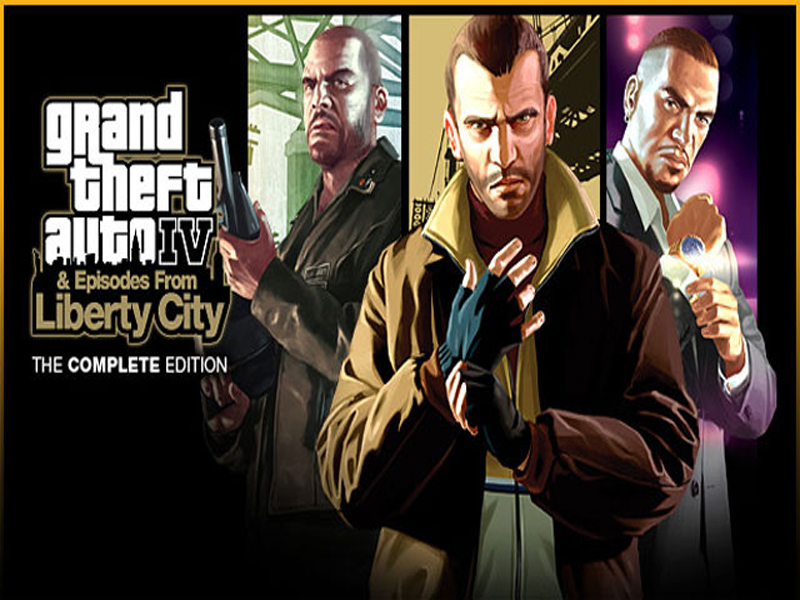 GTA IVPC Game Torrent Link Download