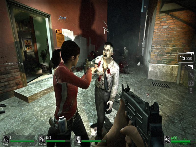 Left 4 Dead 2 Highly Compressed Full Version PC Game