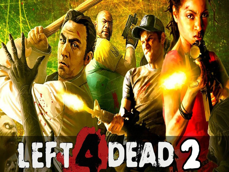 Left 4 Dead 2 Highly Compressed PC Game Full Version