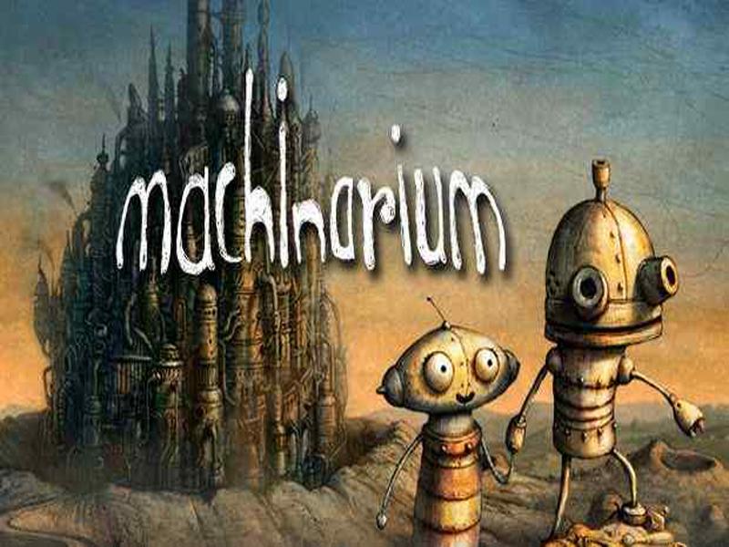 Machinaarium Definitive PC Game Free Download