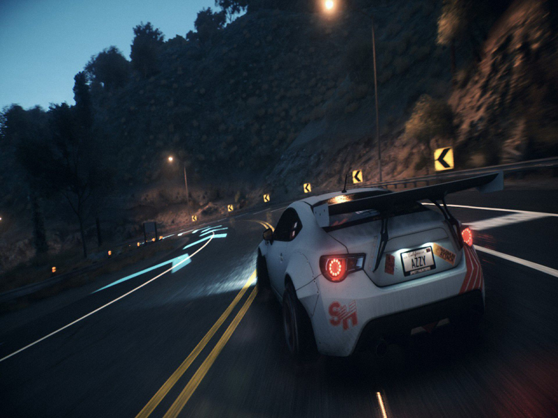 Need 4 Speed PC Game Full Version Highly Compressed Download