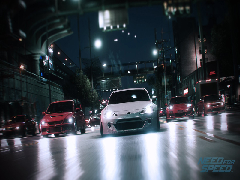 Need 4 Speed PC Game Full version Free Download