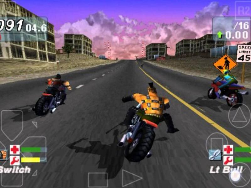 Download Road Rash Games PC Full Version (25 MB ...