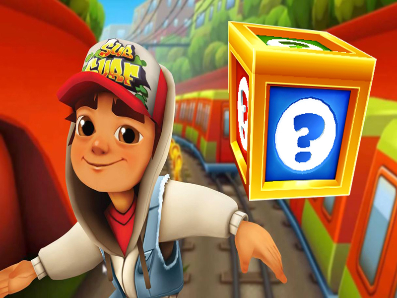 Subway Surfers PC Game Full Version Highly Compressed Download