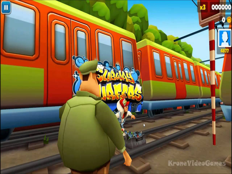 Subway Surfers PC Game Full version Download