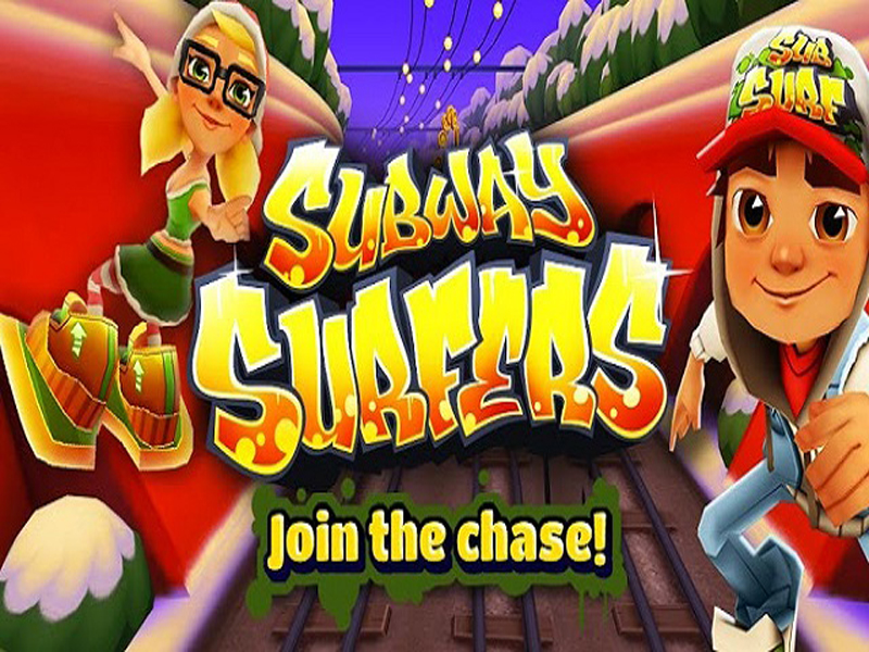 Subway Surfers PC Game full version Torrent Link Download