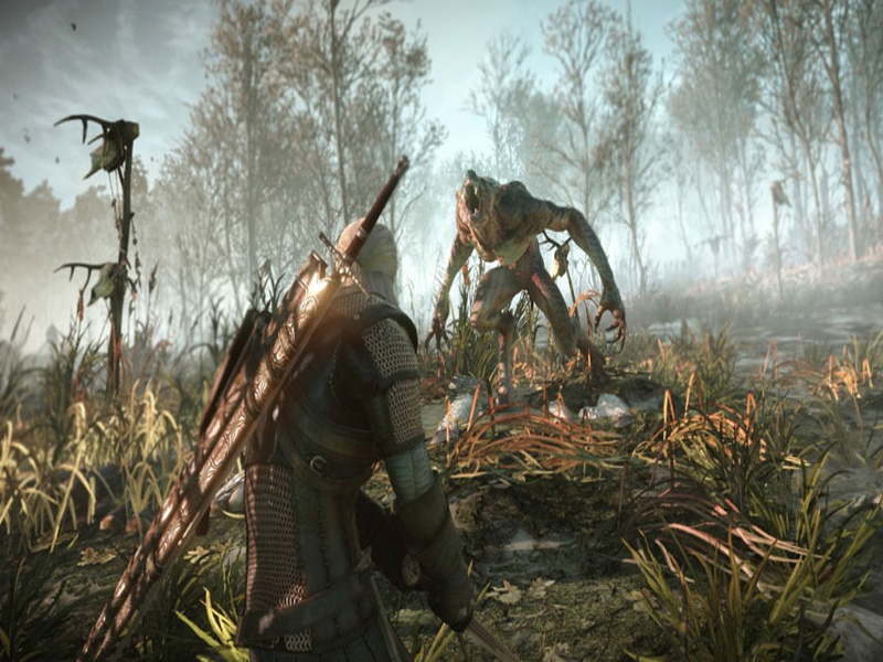The Witcher 3 Wild Hunt PC Game Torrent Link Download