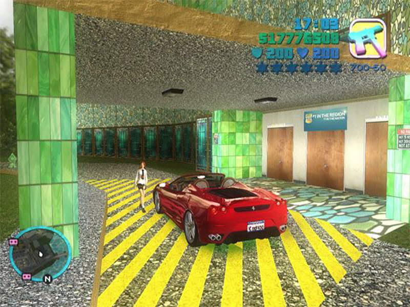 GTA Vice City Modern With Crack Full Version