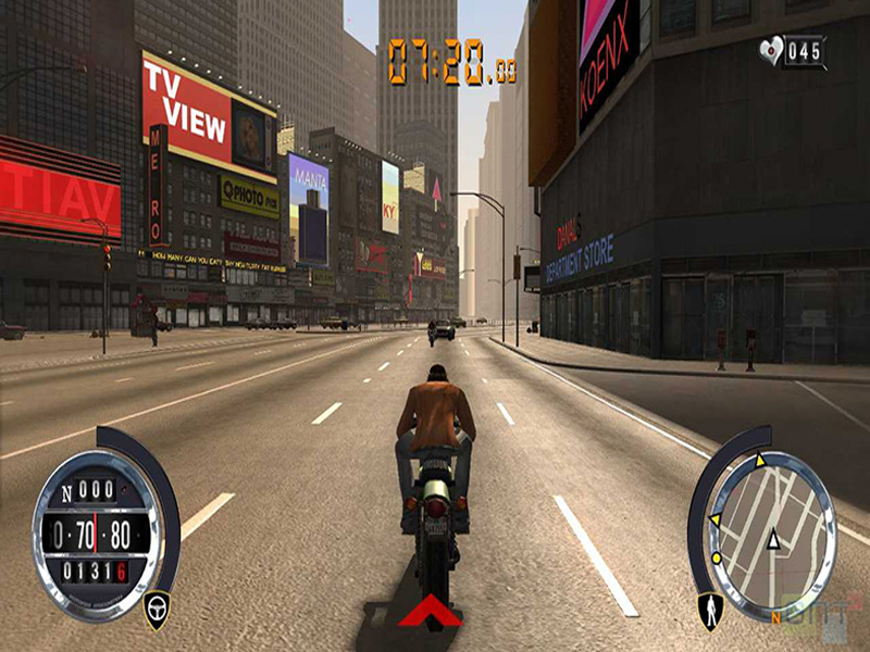 Driver Parallel Lines free pc game full